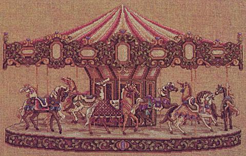 Wenzler's Carousel
