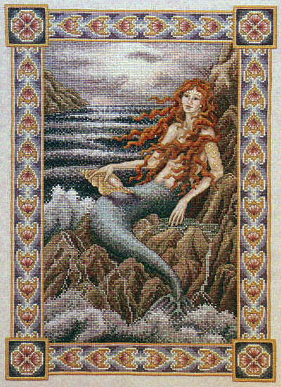 Teresa Wentzler Mermaid