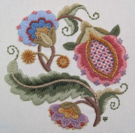 Free Crewel Embroidery Patterns – Catalog of Patterns